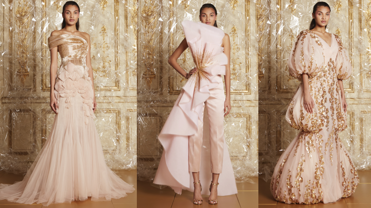 RAMI AL ALI UNVEILS SPRING/SUMMER 2020 COUTURE COLLECTION