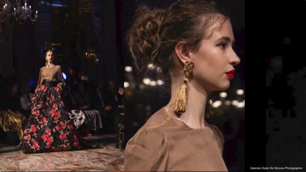 GIADA CURTI           Collezione Haute Couture S/S 2020
