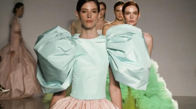 Celia Kritharioti           Couture SS20                   British Museum
