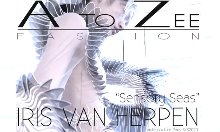 """IRIS VAN HERPEN HAUTE COUTURE SS2020 """"Sensory Seas"""""""