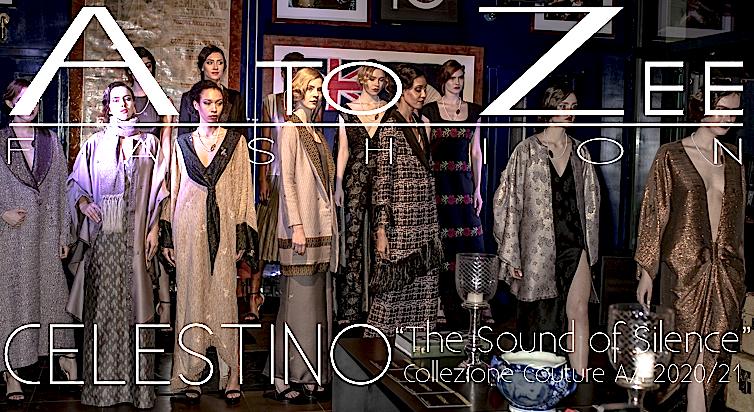 "CELESTINO: ""THE SOUND OF SILENCE""                       MILANO FASHION WEEK"