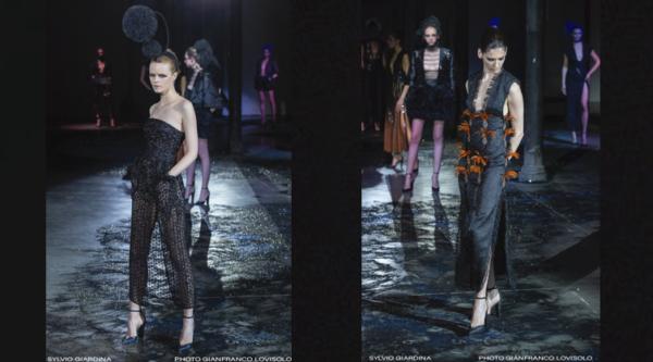 "Sylvio Giardina ""Dark Celebration"" Haute Couture SS 2020"