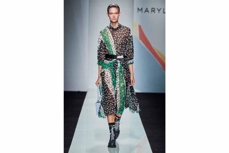LO SPRING DRESS DI MARYLING PER SALUTARE LA PRIMAVERA