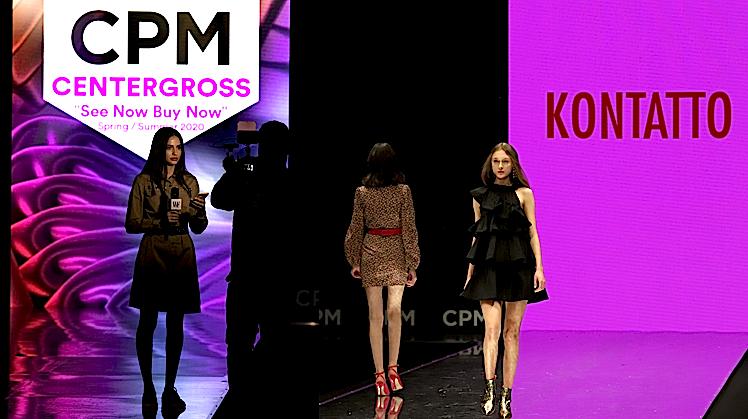Centergross protagonista a CPM – Collection Première Moscow 2020 – Fashion show e incontri istituzionali alla kermesse russa