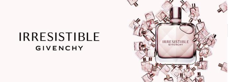 Irresistible di Givenchy                             La Nuova Fragranza