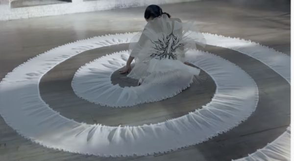 Iris van Herpen ~ 'Transmotion'                 HAUTE COUTURE JULY 2020