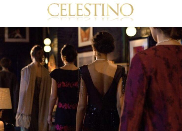 """MAISON CELESTINO            COLLEZIONE """"FREUD"""" P/E2021"""