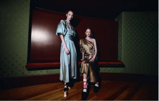 "ROMEO GIGLI SS21 : 15 ""robes fleurs"" in pura seta in esclusiva nell' atelier online"