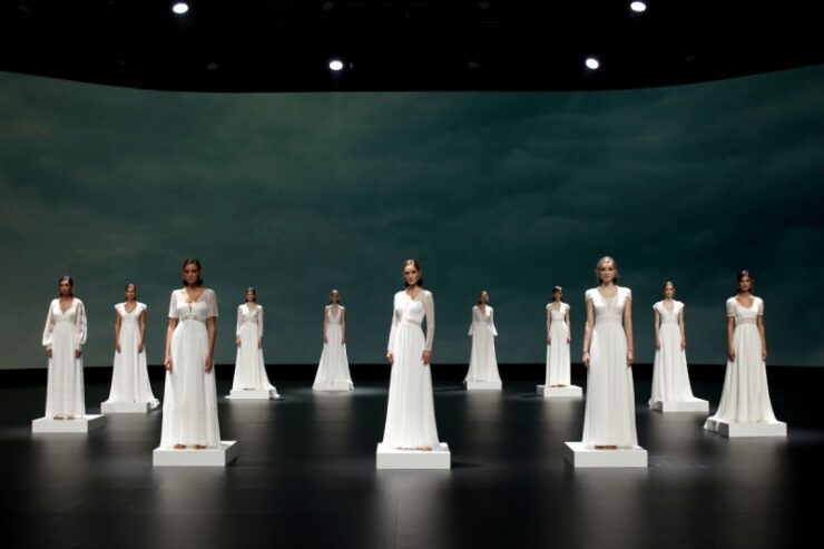 REMBO STYLING LAUNCHES ITS FIRST SUSTAINABLE BRIDAL COLLECTION AT THE VALMONT BARCELONA BRIDAL WEEK