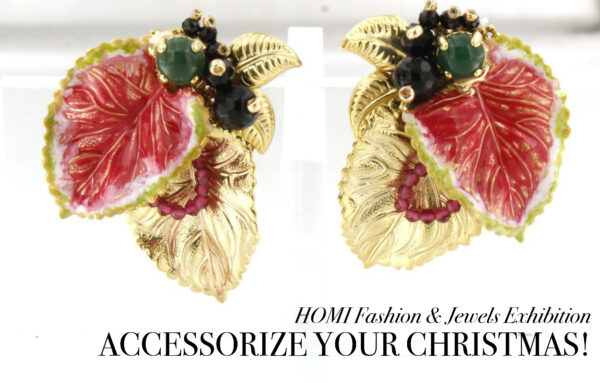 HOMI Fashion&Jewels: Accessorize your Christmas!