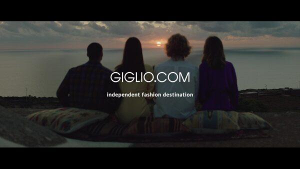 """GIGLIO.COM presenta il suo primo short movie """"Independent Fashion Destination"""""""