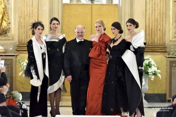 """ROBERTO GUARDUCCI """"L'INCANTEVOLE MAGIA DELL'ALTA MODA ITALIANA"""""""