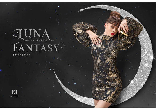 """""""Luna In Sheer Fantasy"""" collection from NS by Noof"""""""