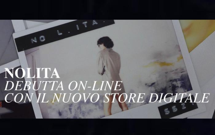NOLITA | Debutta l'e-commerce