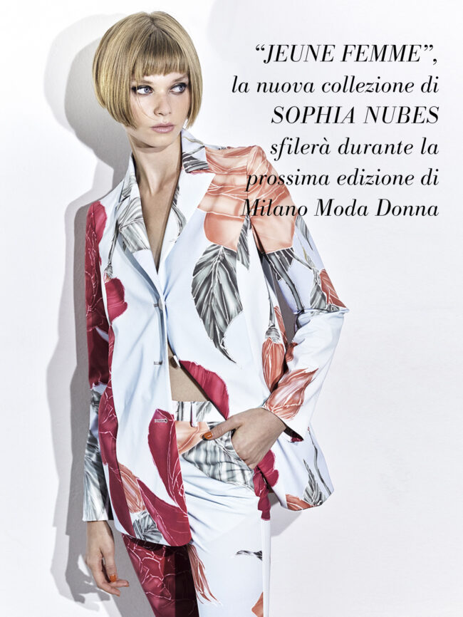 Sophia Nubes Spring Summer 2022 Collection